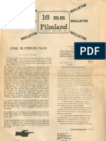 16mm Filmland August 1972 (Evan Foreman)