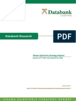 Databank Brokerage Limited- Ghana Quarterly Strategy Report Fy-2017