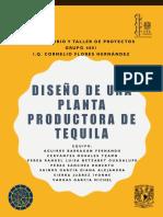 Diseño de una Planta Productora de Tequila