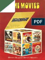 Castle Films Home Movies L-C Distributors