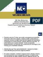 Ppt Neurocirugia Pr