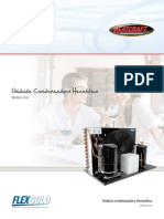 Unidade Condensadora Hermetica Pequena Capacidade