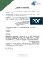 Competencias Matematica e Suas Tecnologias 2