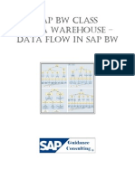 Data Warehouse Data Flow in SAP BW - Guidance Consulting