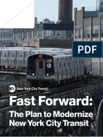 'Fast Forward' Transit Plan