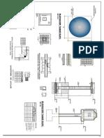 Detalle Estructura Metalica Tanque Model (1)
