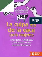 La culpa es de la vaca para muj - Jaime Lopera Gutierrez.pdf