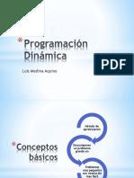 PROGRAMACION DINAMICA UCV