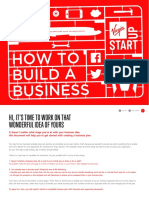 Virgin Startup Business Plan