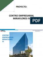 Proyecto Centro Empresarial - Albañileria - 16-05-18
