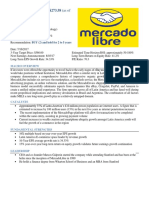 meli equity pitch