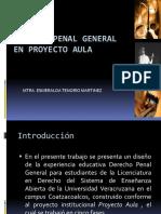 Derecho Penal General Proyecto Aula Noviembre (1)
