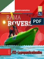 Documentos de Programa - ROVERS 3