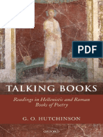 Readings in Hellenistic and Roman