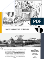 National Institute of Design Ahemdabad