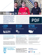 UTC investing in the USA