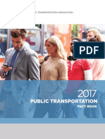 2017 Public Transportation Fact Book