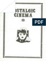 Nostalgic Cinema March 1975