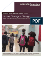School Closings in Chicago May2018 Consortium Exec Summary[1]