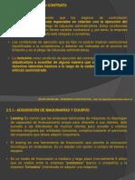 Presentación Clase Administración de Personas y Subcontratos Clase 10 Segunda Unidad