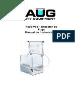 Detector de Fugas Pack VAc