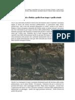 L'economia forestale di Budoia