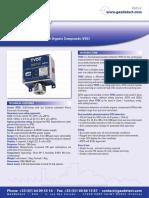 Benzene VOC Detector