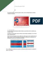 Instrucciones Excel Porra Mundial 2018
