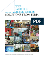 unit 4Improving the Health of Mother and Child - Solutions from India.pdf