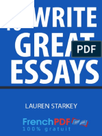 How To Write Great Essays.pdf