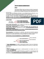 TEMA XIII Derecho Administrativo