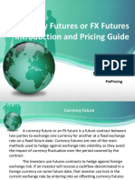 Introduction to Currency Futures Product and Valuation