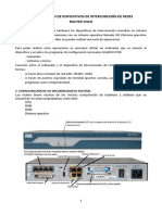 Configuracion de Dispositivos de Interconexion -Router Cisco-2015-16