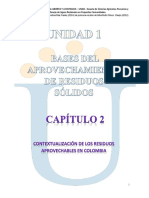 Capitulo 2 Contextualizacion de Los Residuos Aprovechables en Colombia