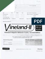 Vineland II Cuestionario L