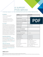 Vmware Basic Support Datasheet(2)