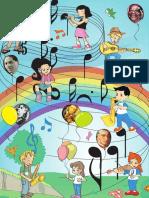 Educação Musical (Sistema de Ensino CNEC) III