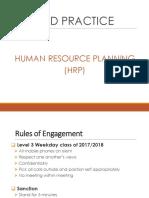 HRDP - Module 14 - HRP (2)