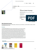 Wiley_ Journal of Cellular Physiology