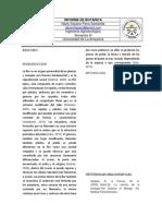 informe 1 ecologia