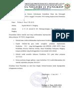 Berdasarkan Surat Edaran Menteri Kebudayaan Pendidikan Dasar Dan Menengah Nomor