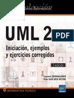 UML 2 - Iniciación Ejemplos y Ejercicios Corregidos [3ª Edición]