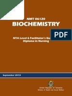 1Biochemistry.
