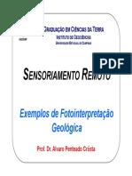 Introducao Contatos Estruturas Geologicas Padroes Dren