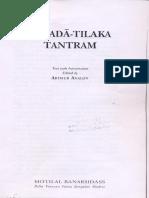 Introduction to Sarada-Tilaka Tantram.pdf