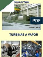 0 Turbinas a Vapor