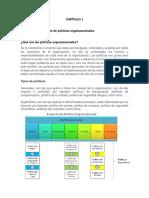 1.4.3Diseño Politicas Organizacionales