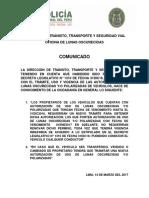 DIRECCIÓN DE TRÁNSITO  COMUNICADO (1).pdf