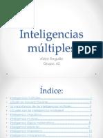 Diapositiva de Las Inteligencias