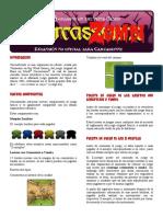 CarcasZombi - Reglamento